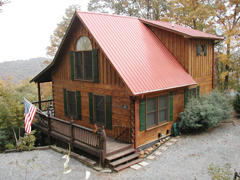 Bluejay Cabins Luxury Mountain And Riverfront Cabin